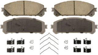 Wagner ThermoQuiet Ceramic Disc Pad Set
