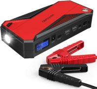 Portable Charger and Jump Starter