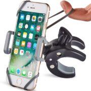 Motorcycle Handlebar Phone Mount