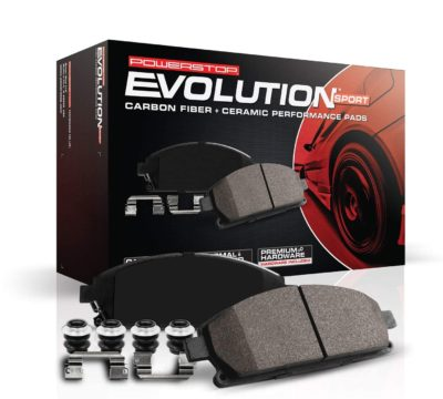 Power Stop Z23 Evolution Sport Carbon Fiber Ceramic