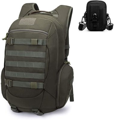 Tactical Motorcycle Backpack