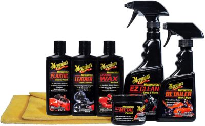 Motorcycle Care Kit