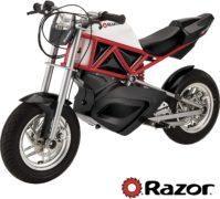 Sleekest Street Bike: Razor RSF650