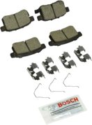 Bosch QuietCast Premium Ceramic Disc Brake Pad Set