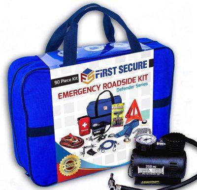 Car Emergency Roadside Kit