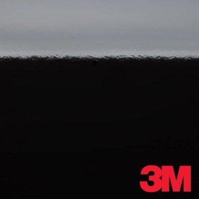 3M 2080 Gloss Black Vinyl Wrap