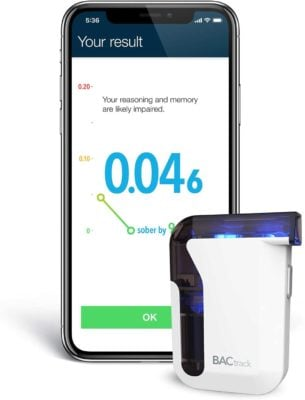 BACtrack Mobile Professional Breathalyzer
