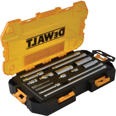 DEWALT 15-Piece Accessory Socket Set
