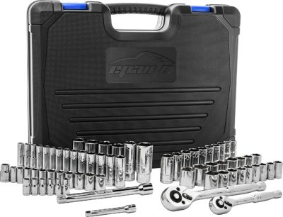 EPAuto 69-Piece Drive Socket Set