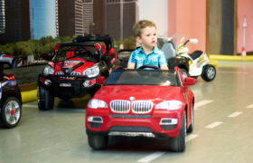 Their First Set of Wheels: Best Electric Cars for Kids