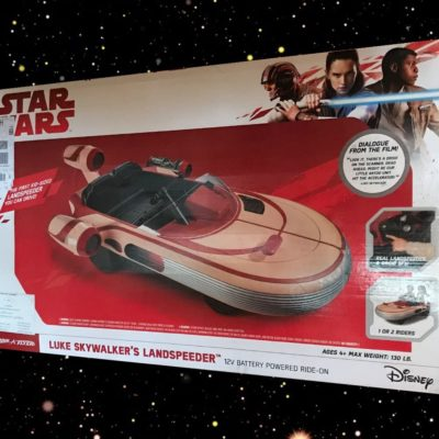 Radio Flyer, Inc., Luke Skywalker's Land Speeder