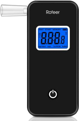 Rofeer Digital Breathalyzer