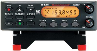 Uniden BC355N
