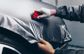 Best Car Vinyl Wraps to Make Your Car Look Spectacular