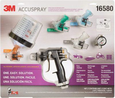 3M Accuspray Paint Spray Gun Kit