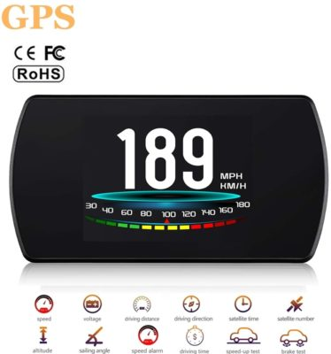 ACECAR T800 Universal Car HUD With Compass
