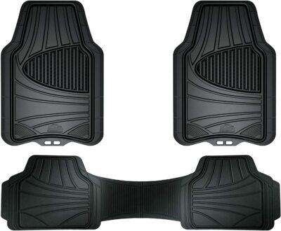 Armor All Black 3-Piece Floor Mat