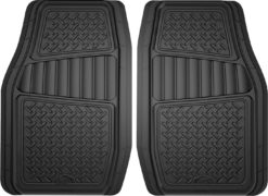 Armor All Black 3-Piece Floor Mat