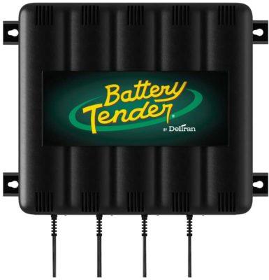 Battery Tender 4-Bank
