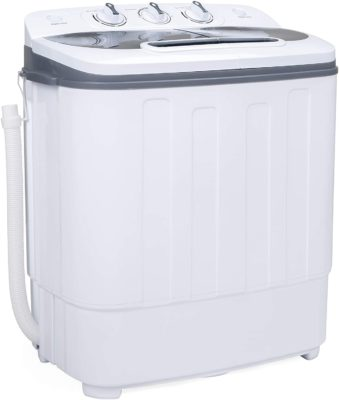 Best Choice Products Portable Laundry Machine & Dryer