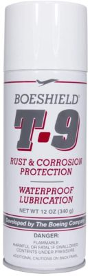 Boeshield T-9 Rust & Corrosion Protection