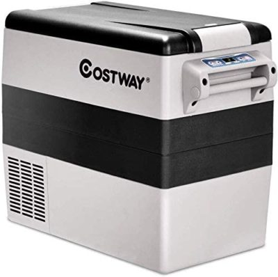 Costway 55 Quart Car Cooler