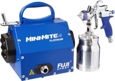 Fuji Mini-Mite 4 Platinum