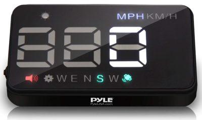"Pyle Universal 3.5"" Car HUD"