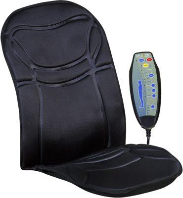 Relaxzen 6-Motor Massage Seat Cushion
