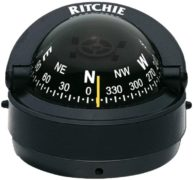 Ritchie Surface Mount Compass