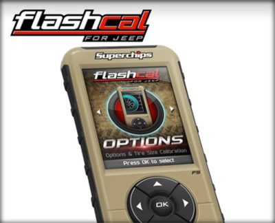 Superchips Flashcal F5 Tuner
