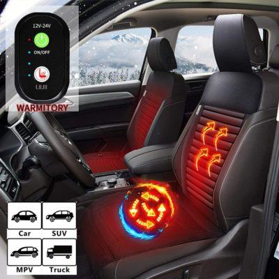 Warmitory Heated Car Seat Cushion