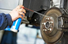 Best Rust Prevention Sprays for Cars