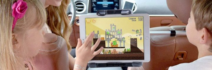 Apple of your Eyesight: Best iPad Car Mounts