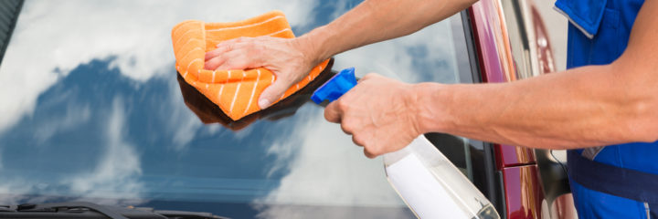 How to Clean Car Windows Inside and Outside