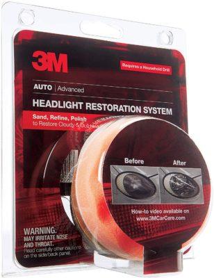 3M Headlight Lens Kit