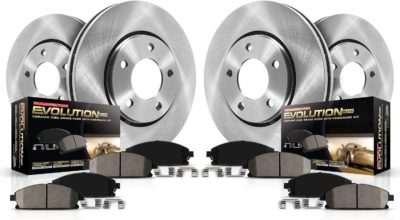 Autospecialty KOE2010 OE Replacement Brake Kit