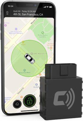 CARLOCK Car Tracker Alert System