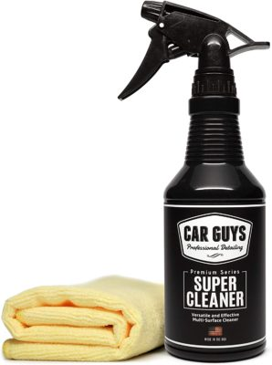 CarGuys Super Cleaner Kit