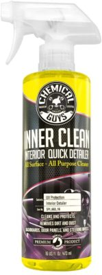 Chemical Guys InnerClean Interior Detailer and Protectant