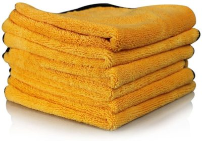 Chemical Guys Professional Microfiber Towels