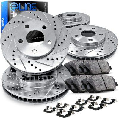 Complete Kit R1 Concepts eLine Drill/Slot Brake Kit