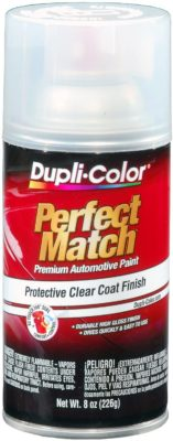 Dupli-Color Clear Exact Match Top Coat