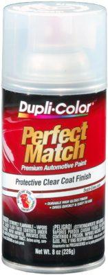 Dupli-Color Clear Exact Match Top Coat
