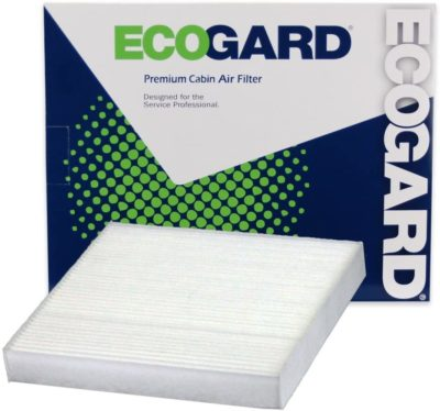 ECOGARD XC36080 Premium Cabin Air Filter