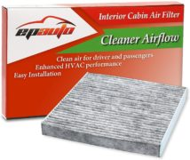 EPAuto CP134 Premium Cabin Air Filter