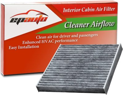 EPAuto CP285 Premium Cabin Air Filter