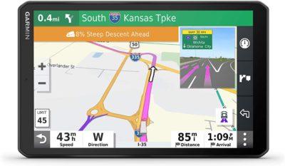 Garmin Dezl OTR1000 GPS Truck Navigator