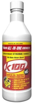 K100 MG All-In-One Gasoline Fuel Treatment & Additive