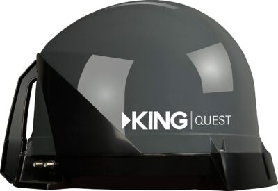 KING VQ4100 Quest Satellite TV Antenna